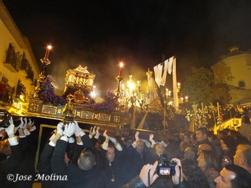 Fotos:  José Molina Hernández.  Excelente crónica de la Semana Santa Accitana 2013