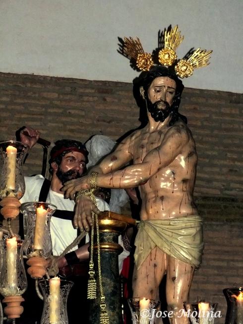3 Cristo de la Fragelaci+¦n
