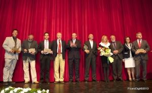 Premiados Premio Nacional de Periodismo Pedro Antonio de Alarcón y Ciudad de Guadix