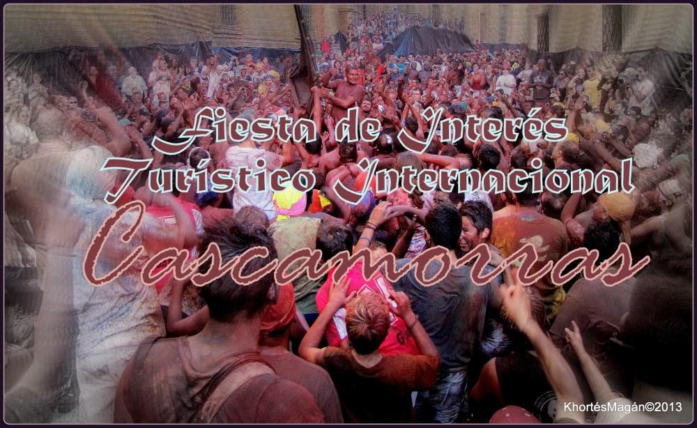 ¡¡¡SE DECLARA CASCAMORRAS COMO FIESTA DE INTERÉS TURÍSTICO INTERNACIONAL!!! (1/4)