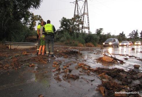 Carretera cortada Guadix-ExfilianaADA xKhortés 038