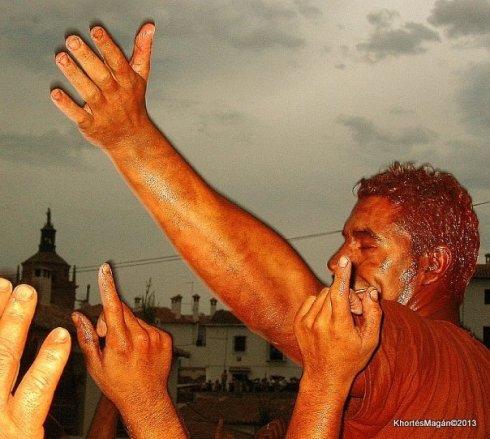 CASCAMORRAS FIESTA DE INTERÉS TURÍSTICO INTERNACIONAL GUADIX & BAZA