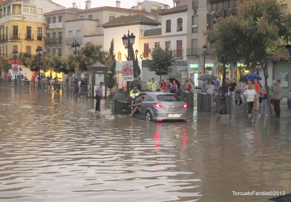Tormenta, inundaciones en Guadix y Comarca.29.08.2013 xTorcuatoFandila-KhortésMagán©2013 (3/5)