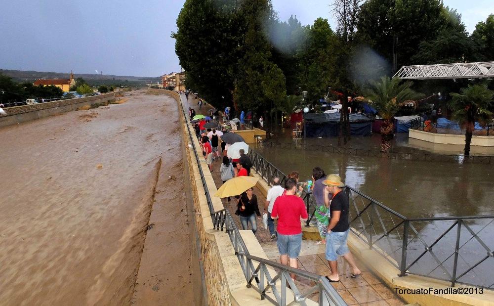 Tormenta, inundaciones en Guadix y Comarca.29.08.2013 xTorcuatoFandila-KhortésMagán©2013 (4/5)